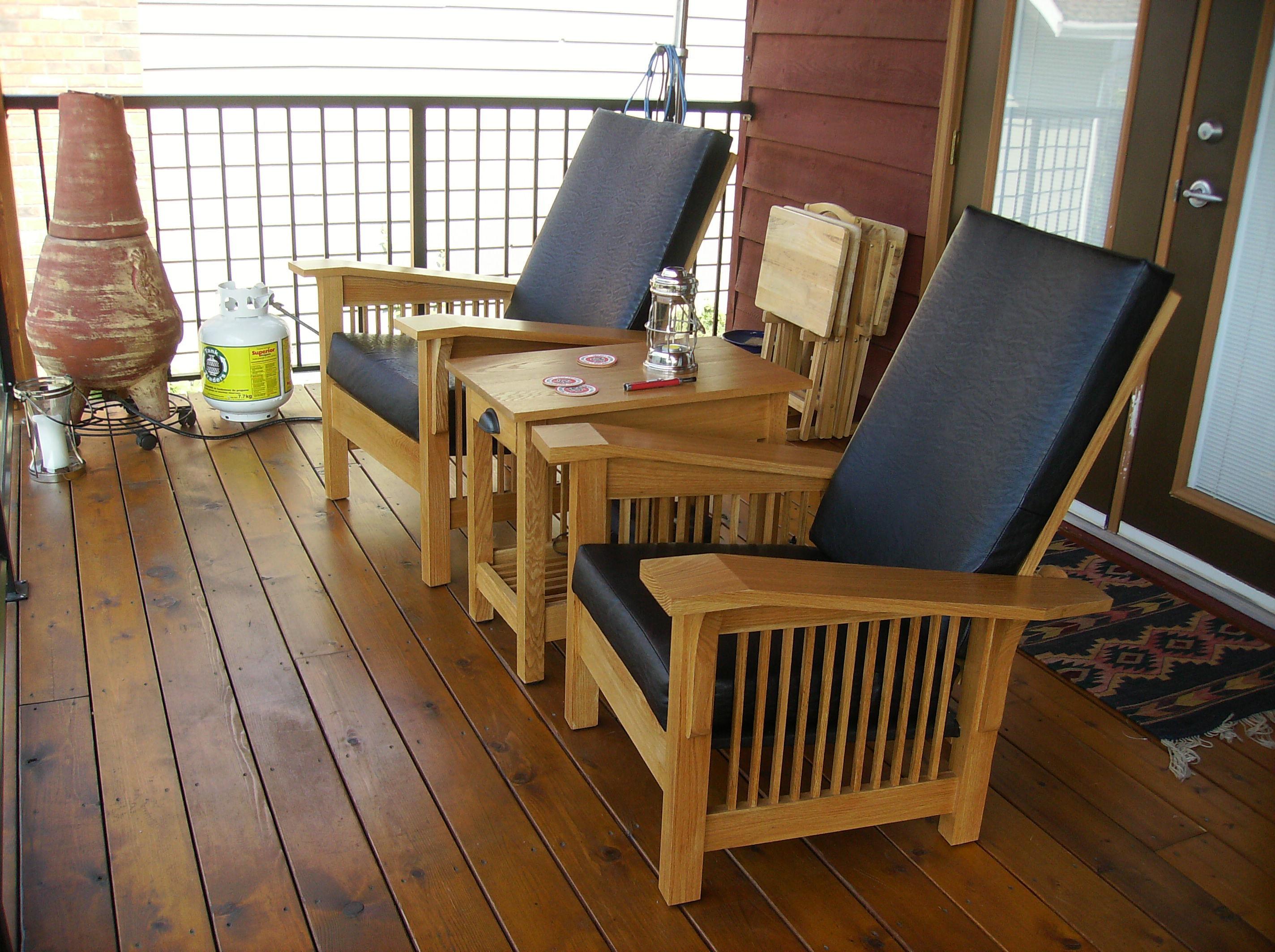 Morris chair cushions - Morris Chair Cushions For Morris Chair Questions