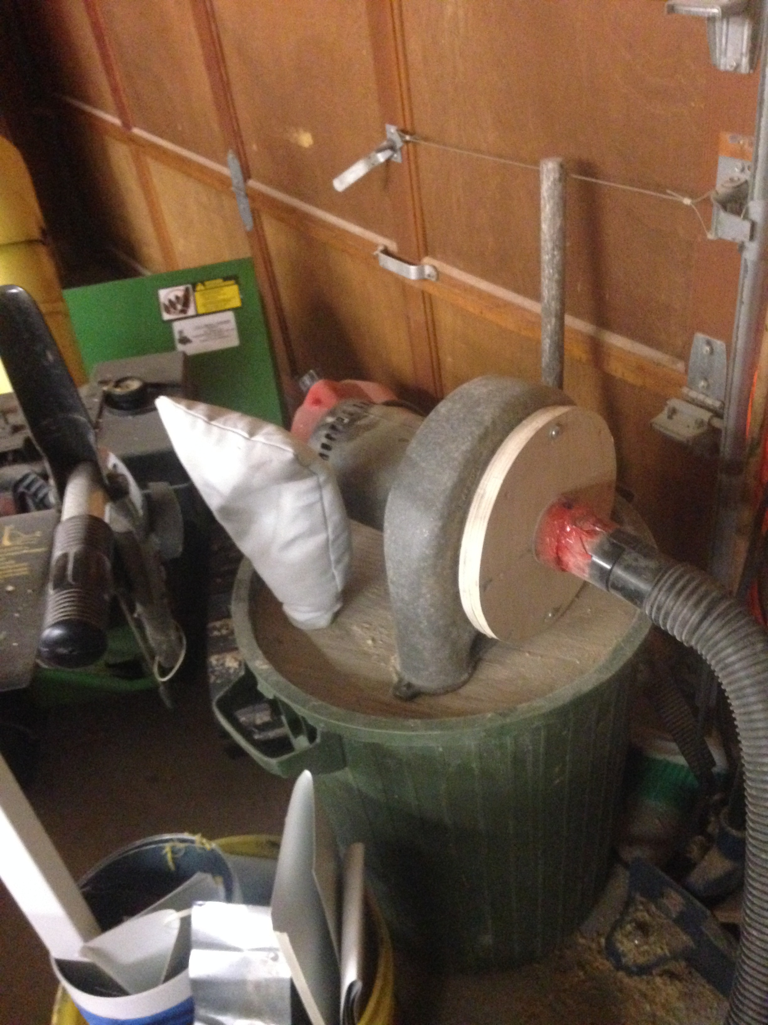 DIY dust collector filter - Canadian Woodworking and Home