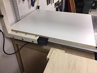 Installation of biesemeyer table saw blade guard system canadian click image for larger version name tabel saw wingg views 2 size keyboard keysfo Choice Image