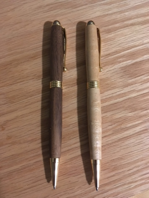 Tooling for beginner pen turner? - Canadian Woodworking and