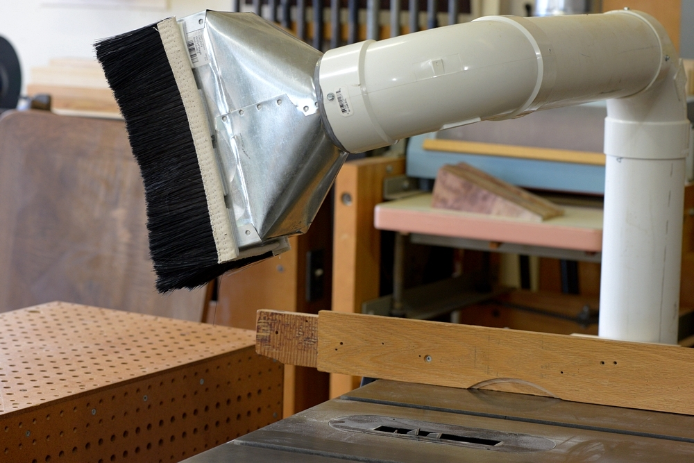 Table Saw Overhead Dust Collection For 40 Canadian Woodworking And Home Improvement Forum