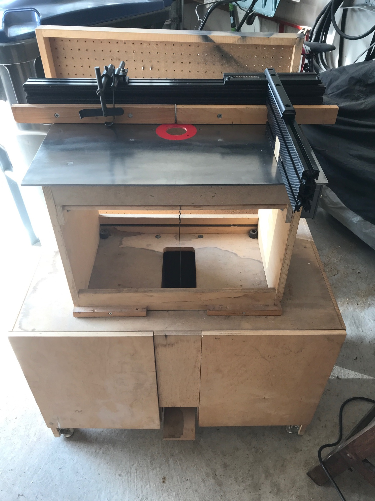 Veritas router table canadian woodworking and home improvement forum click image for larger version name img2753g views 1 size 5940 greentooth Choice Image