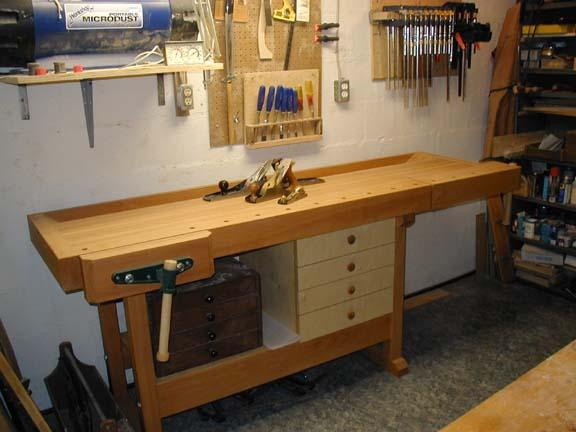 Superb Cabinet Makers Bench Buy Or Build Canadian Woodworking Gmtry Best Dining Table And Chair Ideas Images Gmtryco