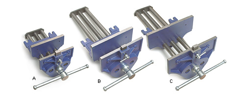 Lee Valley Quick Release Front Vise Problem Canadian