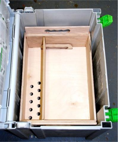 An Alternative Festool Systainer Tool Organizer Canadian