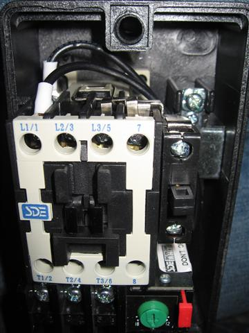 Astounding Wiring Magnetic Starter Canadian Woodworking And Home Improvement Wiring 101 Capemaxxcnl