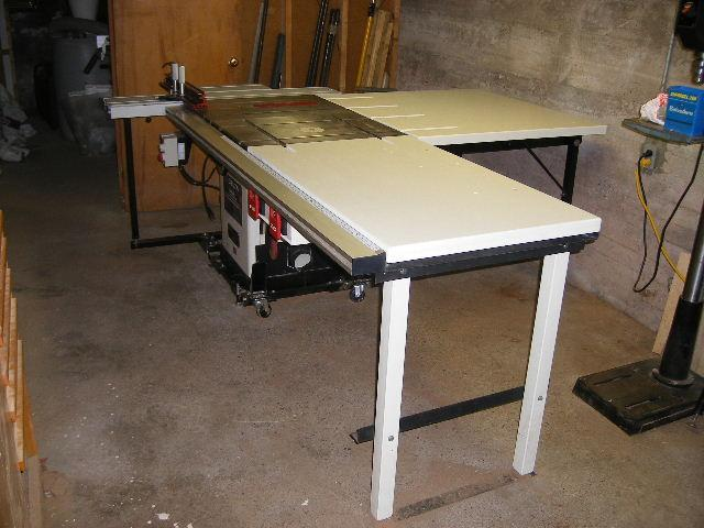 Unisaw upgrades sliding table router table canadian click image for larger version name end full imageg views 1 size keyboard keysfo Gallery