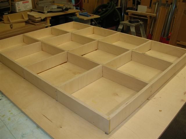 Mdf Or Plywood For A Torsion Box Canadian Woodworking And Home