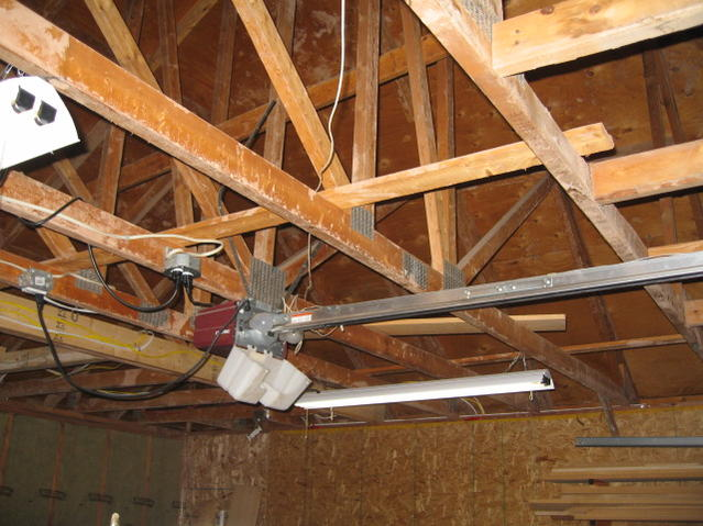 How Would You Insulate A Garage Roof, How To Insulate A Garage Roof Rafters