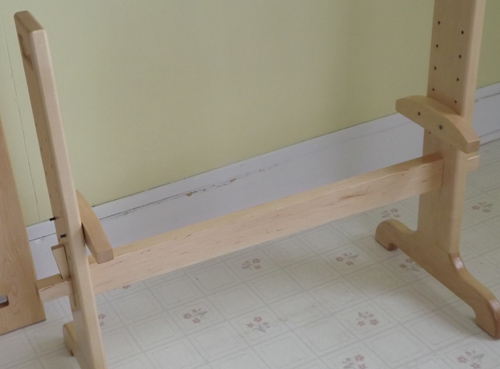 Floor Loom and other plans - Canadian Woodworking and Home