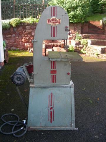 Recommendation for an old iron bandsaw? - Canadian ...