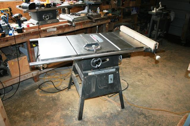 Rockwell Table Saw Fan Club Canadian Woodworking And Home