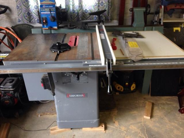 good table saw for 110v? - canadian woodworking and home improvement
