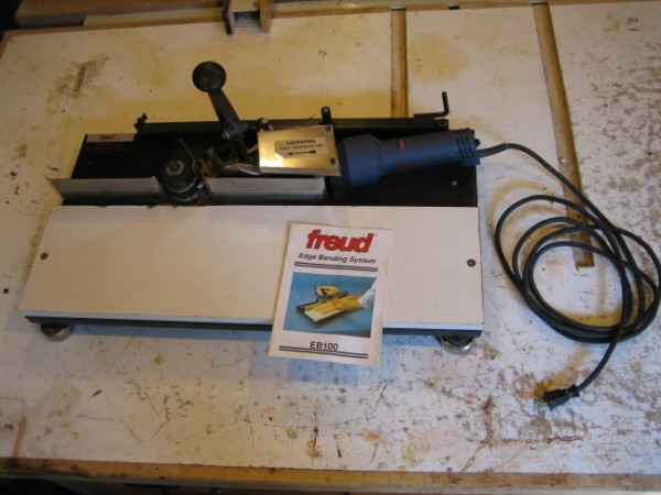 Freud Edge Bander (EB100) - Canadian Woodworking and Home