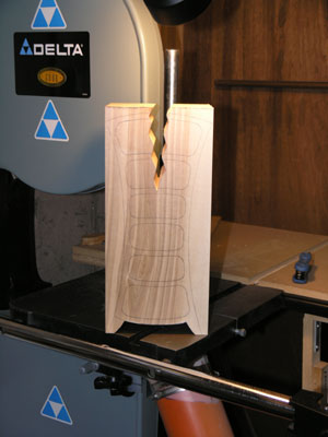 Cracked Bandsaw Box Instructions