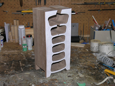 Bandsaw Box Patterns Instructions