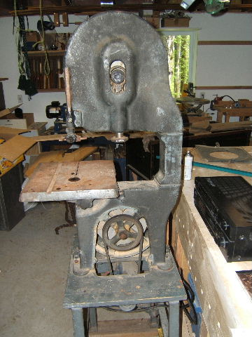 Is this a Beaver 2300 bandsaw? - Canadian Woodworking and Home Improvement Forum
