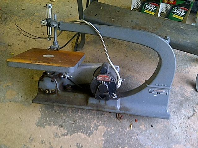 Delta Rockwell 40-440 Scrollsaw - Canadian Woodworking and Home