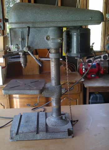 Canadian Blower & Forge #15 Drill Press - Canadian