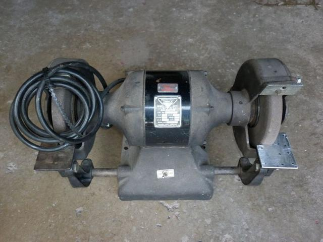 Millers Falls No 87 Bench Grinder Canadian Woodworking