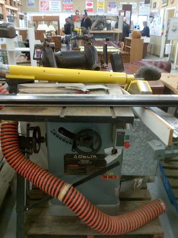 Delta Unisaw, To buy or not to buy? - Canadian Woodworking