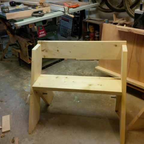 Excellent Leopold Bench Canadian Woodworking And Home Improvement Forum Alphanode Cool Chair Designs And Ideas Alphanodeonline