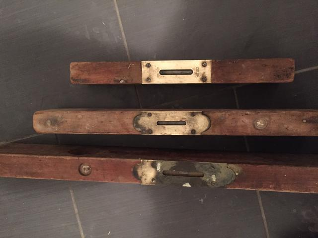 Old Wooden Levels How To Restore Without Ruining Them Canadian