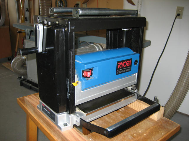 Ryobi AP-10 Thickness Paner - Canadian Woodworking and Home Improvement Forum