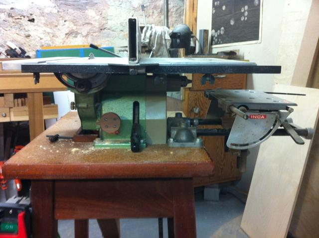 Fs 6 Quot Inca Table Saw With X Y Table Canadian